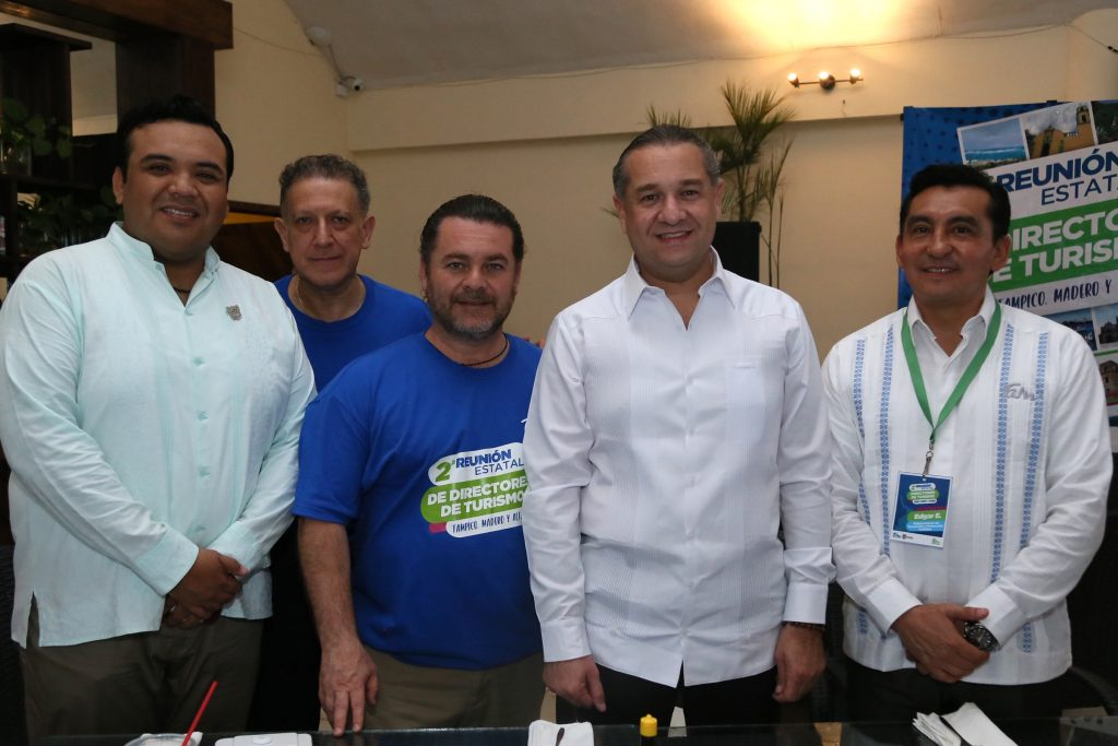 Pactan impulsar turísticamente a Tamaulipas