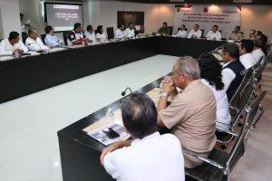 Adrián Oseguera activa Comité de Protección Civil