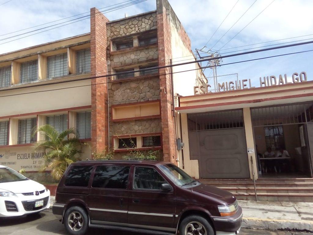 Policía no ha resuelto ninguno de los 25 robos en escuelas de Tampico