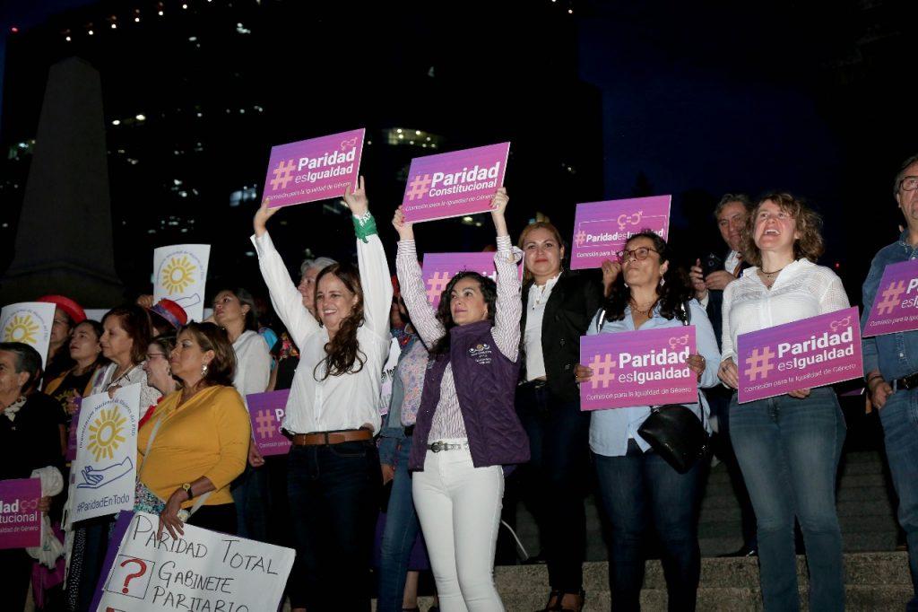 Celebra Diputada Olga Sosa igualdad de género en el Estado Mexicano