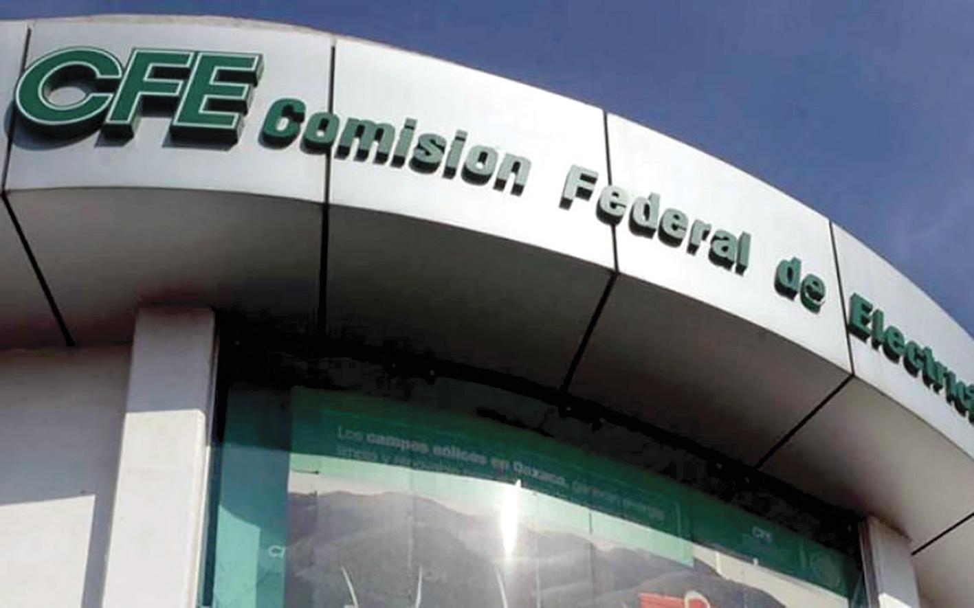 Lidera CFE lista de quejas en Profeco zona sur