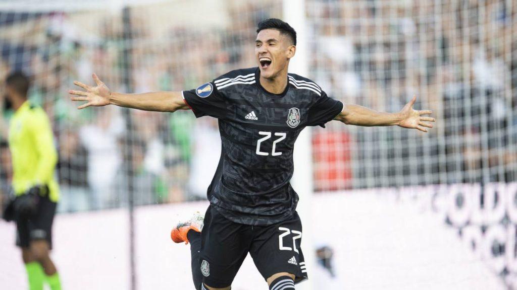 Gran debut de México en Copa Oro 2019