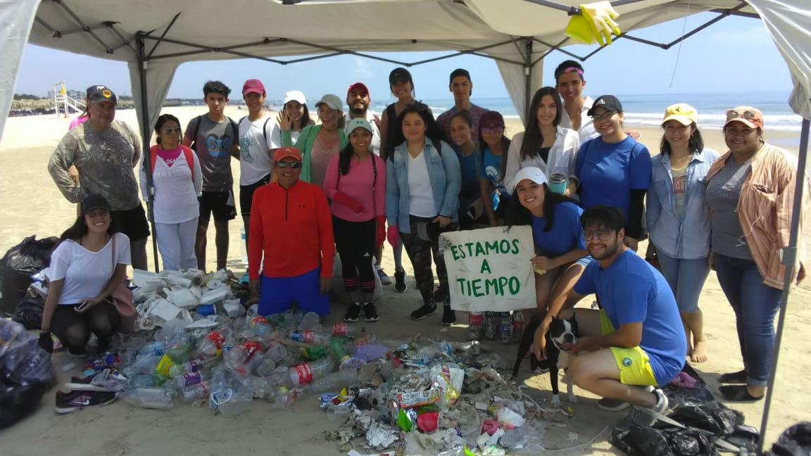 Promueven en Madero el Cuidado y Limpieza de Playa Miramar