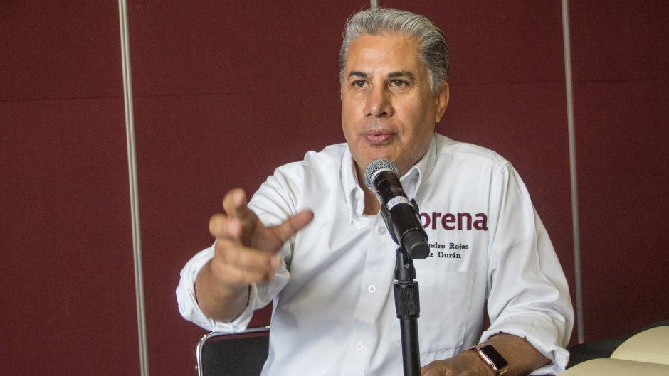 Quiere Alejandro Rojas presidencia  de la República; primero Morena