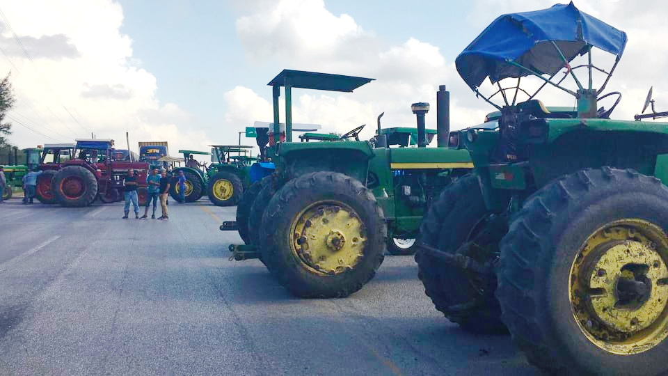 "Quedó ""encerrado"" Tampico por bloqueos: Canaco"