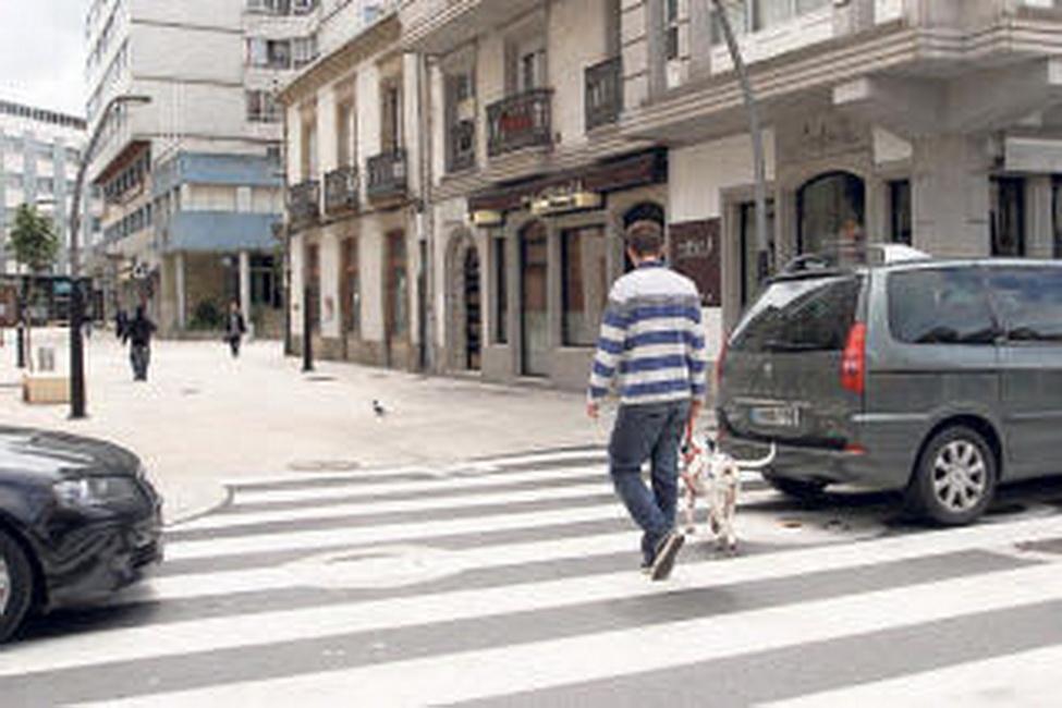 Exhortan a automovilistas respetar pasos peatonales en Tampico