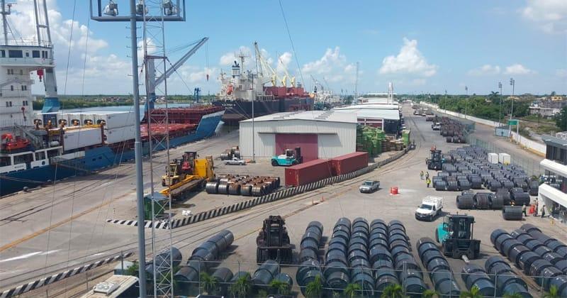 Invertira 200 mdp en infraestructura el Puerto de Tampico