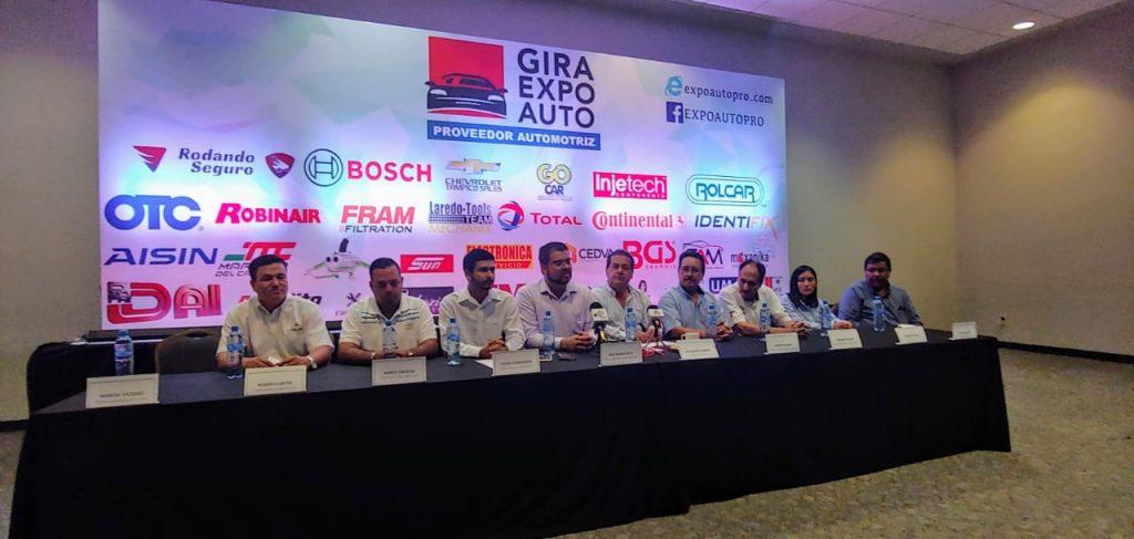 Organizan la Expo Auto Tampico 2019