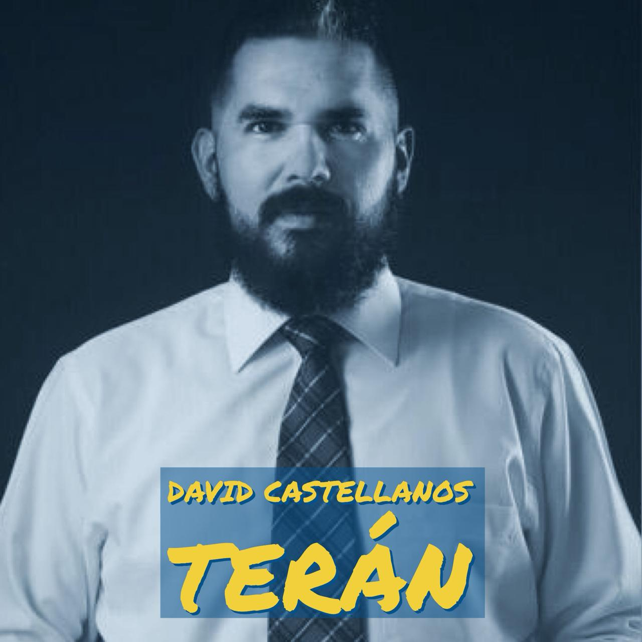 David Ed Castellanos Terán