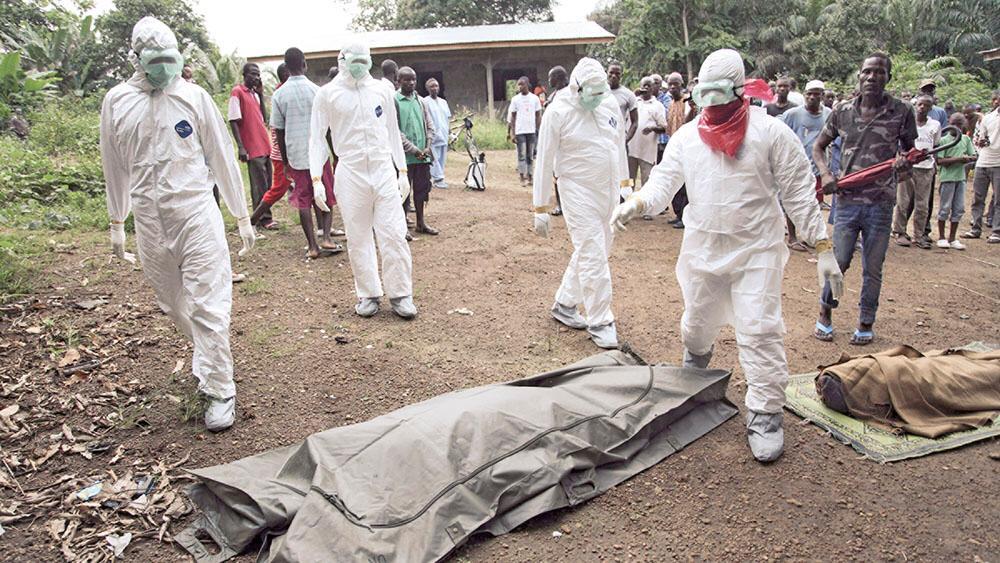OMS declara emergencia mundial por brote de ébola