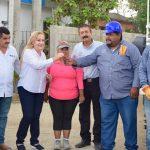 Moderniza Alma Laura Amparán alumbrado público de Altamira