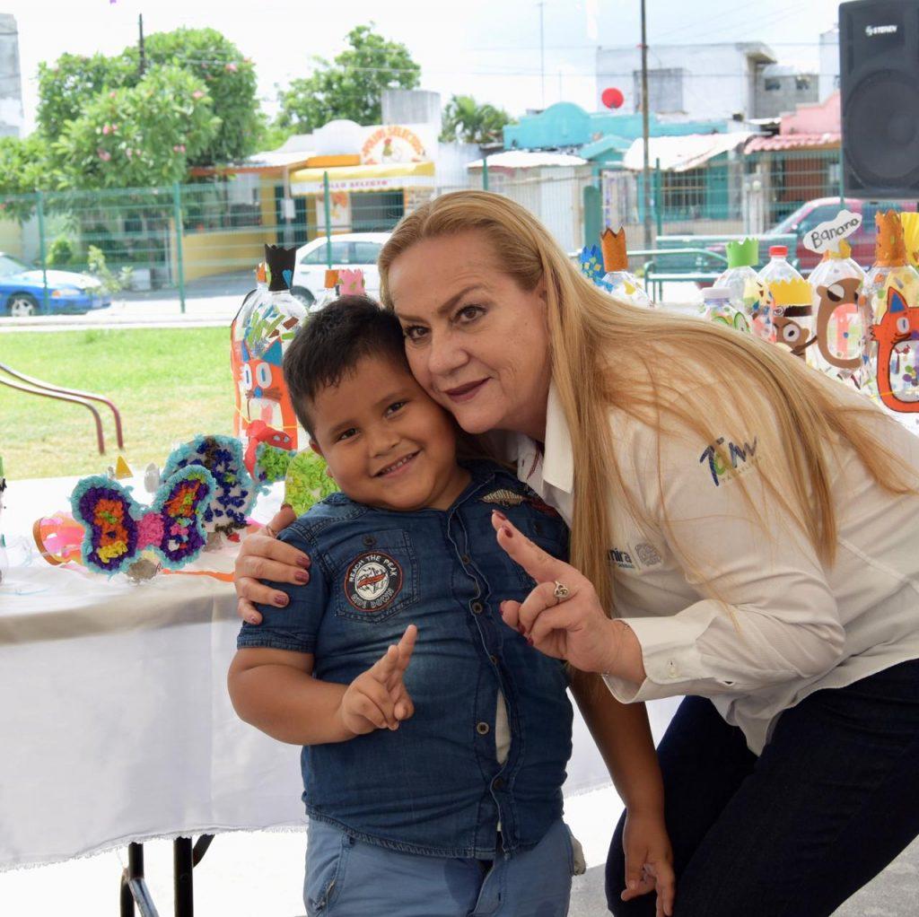 Concluyen con éxito campamentos de verano del gobierno de Altamira