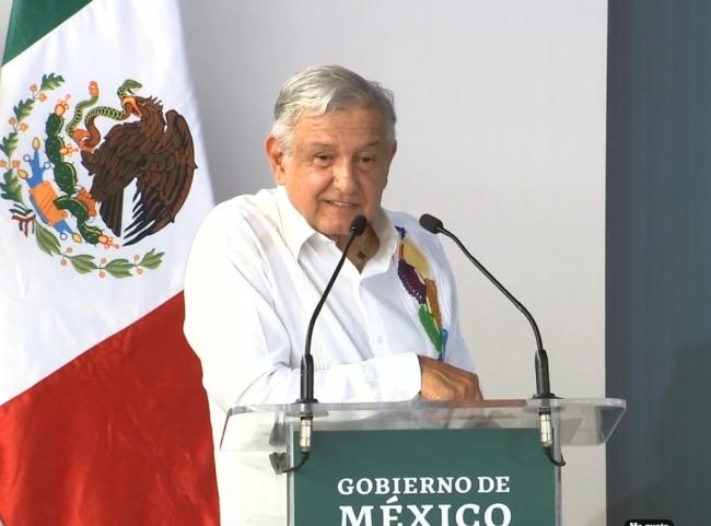 Liquidada, deuda por cancelación del aeropuerto de Texcoco, afirma AMLO
