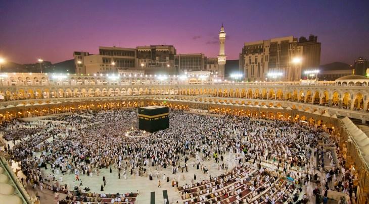 """Cambio climático podría en """"peligro extremo"""" a musulmanes en La Meca"""