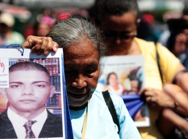 Hasta por debajo de la tierra, madres buscan a sus hijos desaparecidos