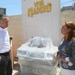 Impulsa Oseguera una educación de calidad en Madero
