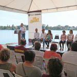 Reconocen maderenses rescate de lagunas por Adrián Oseguera