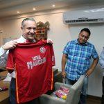 Apoya Adrián Oseguera al Deporte Local