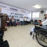 Realizan DIF Madero y Ayuntamiento Entrega de Aparatos Funcionales