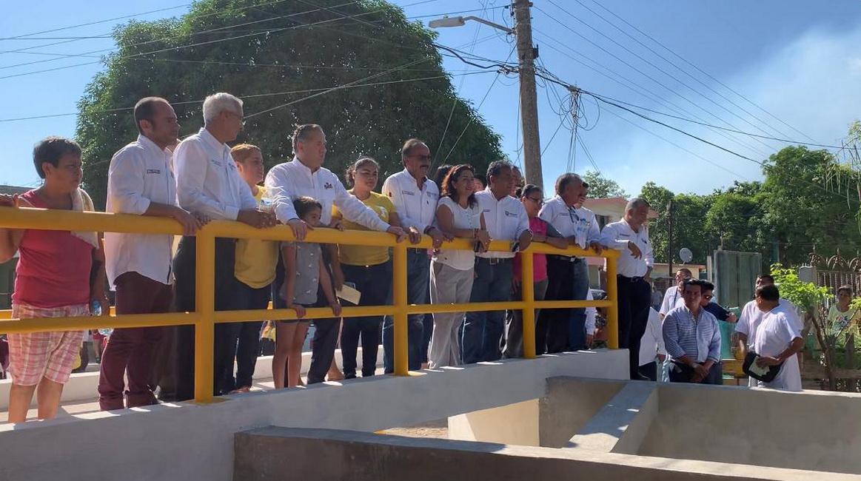 Oseguera Fortalece Acciones para Mitigar Inundaciones en Ciudad Madero