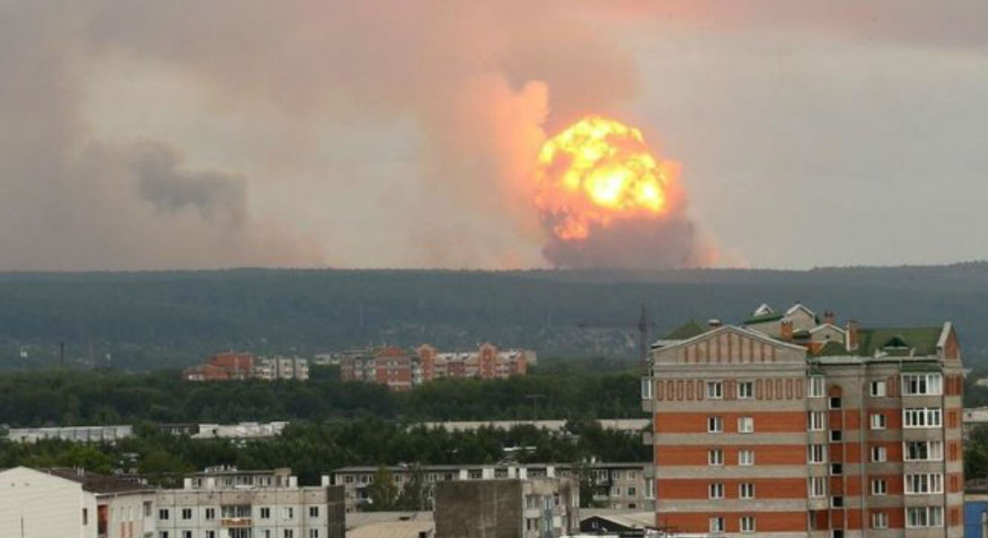 Incertidumbre rodea accidente nuclear en Rusia