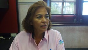 Pilar Camacho Ruiz, regidora.