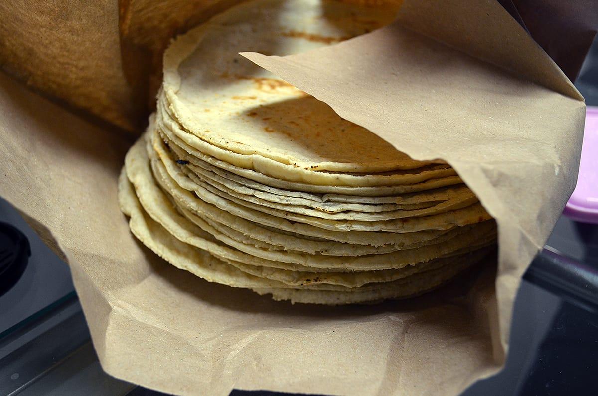 Productores en cualquier momento pueden aumentar costo de las tortillas