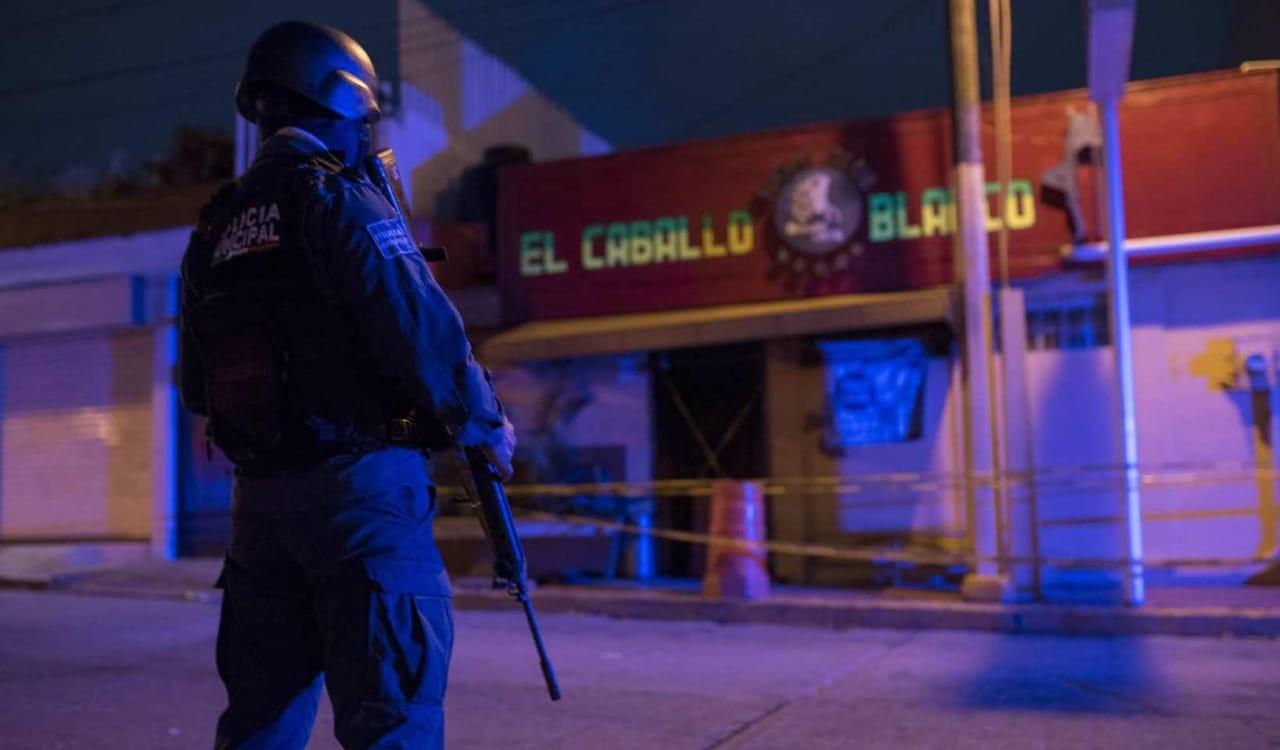Ya son 29 muertos en ataque del bar en Coatzacoalcos