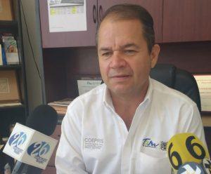 Alejandro Acevedo de la Garza, titular de la COEPRIS