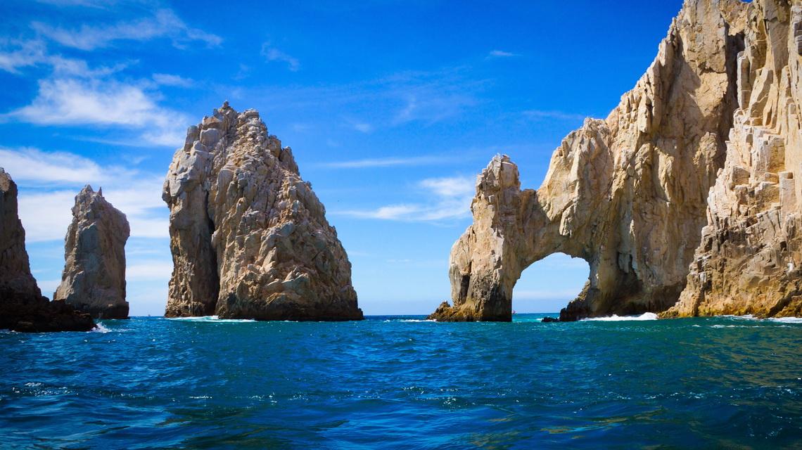 Huracanes provocarían colapso de Arco de Cabo San Lucas