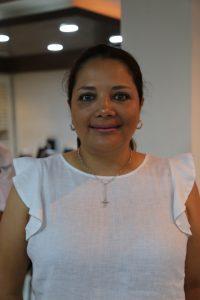 Sandra Ibarra Gómez, titular de Turismo en Madero