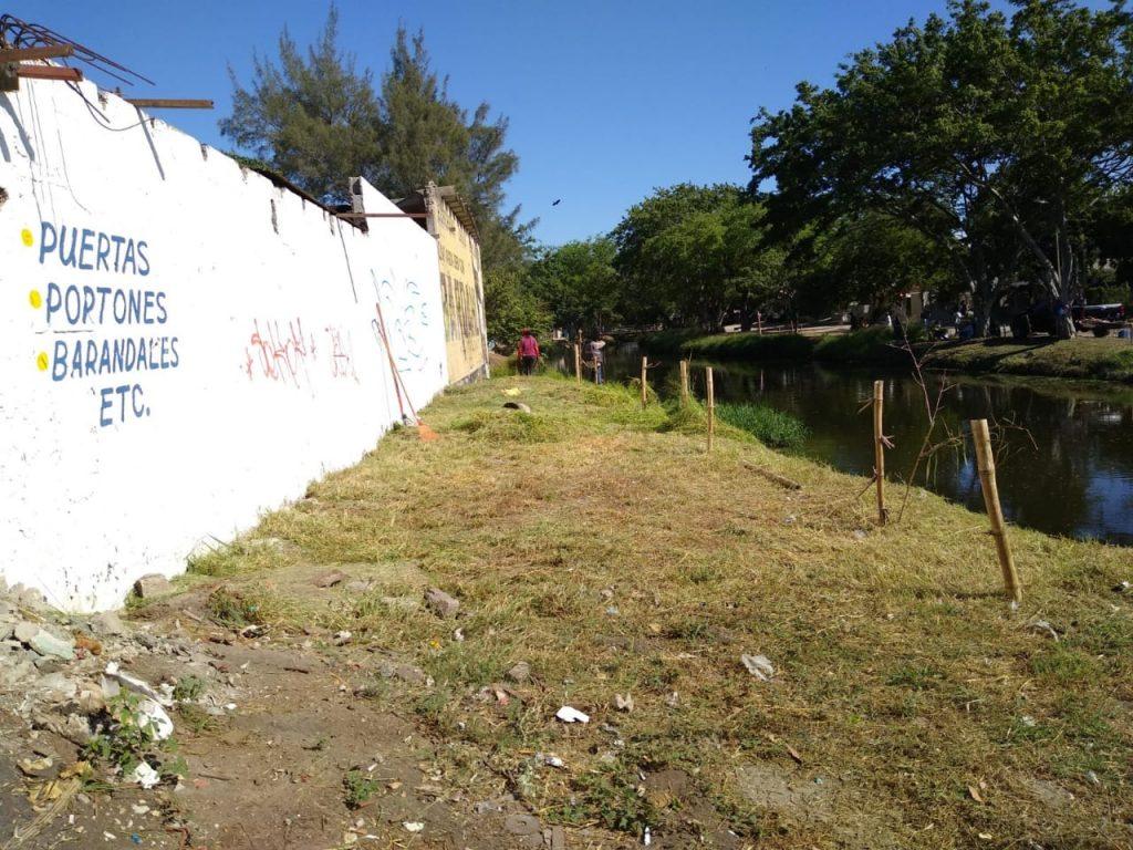 Más del 90 % de canales de Ciudad Madero en óptimas condiciones