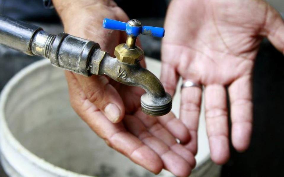 Pide CIEST a CDV que Estado resuelva desabasto de agua