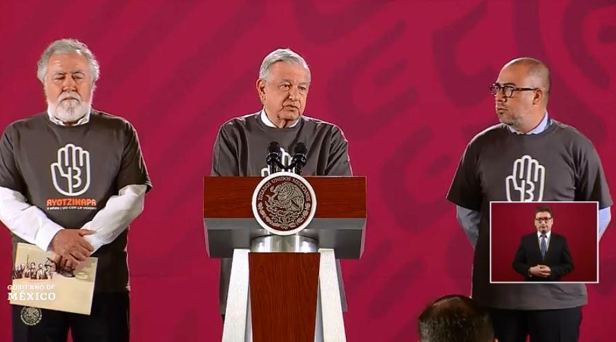 Fundamental, hallar a normalistas de Ayotzinapa López Obrador