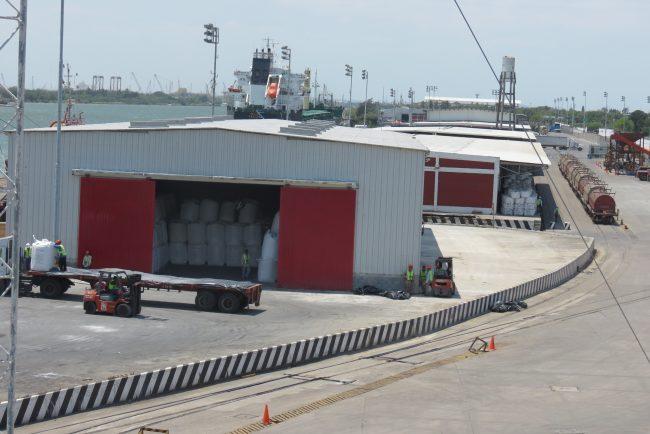 Va Tampico por cabotaje entre puertos