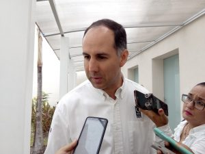 José Angel García Elizondo, ex presidente de la Onexpo