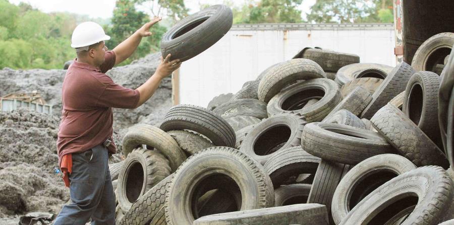 Altamira genera 1 millón de neumáticos inservibles