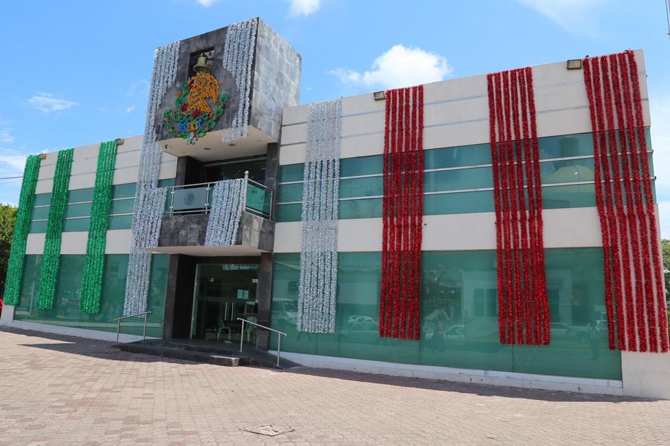 Listo Ciudad Madero para las Fiestas Patrias