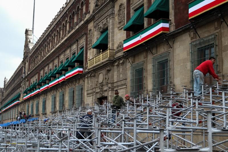 Mosaico cultural y artístico enmarcarán primer Grito de López Obrador