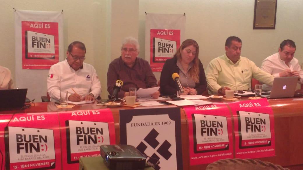 Anuncian Canaco Tampico el Buen Fin 2019