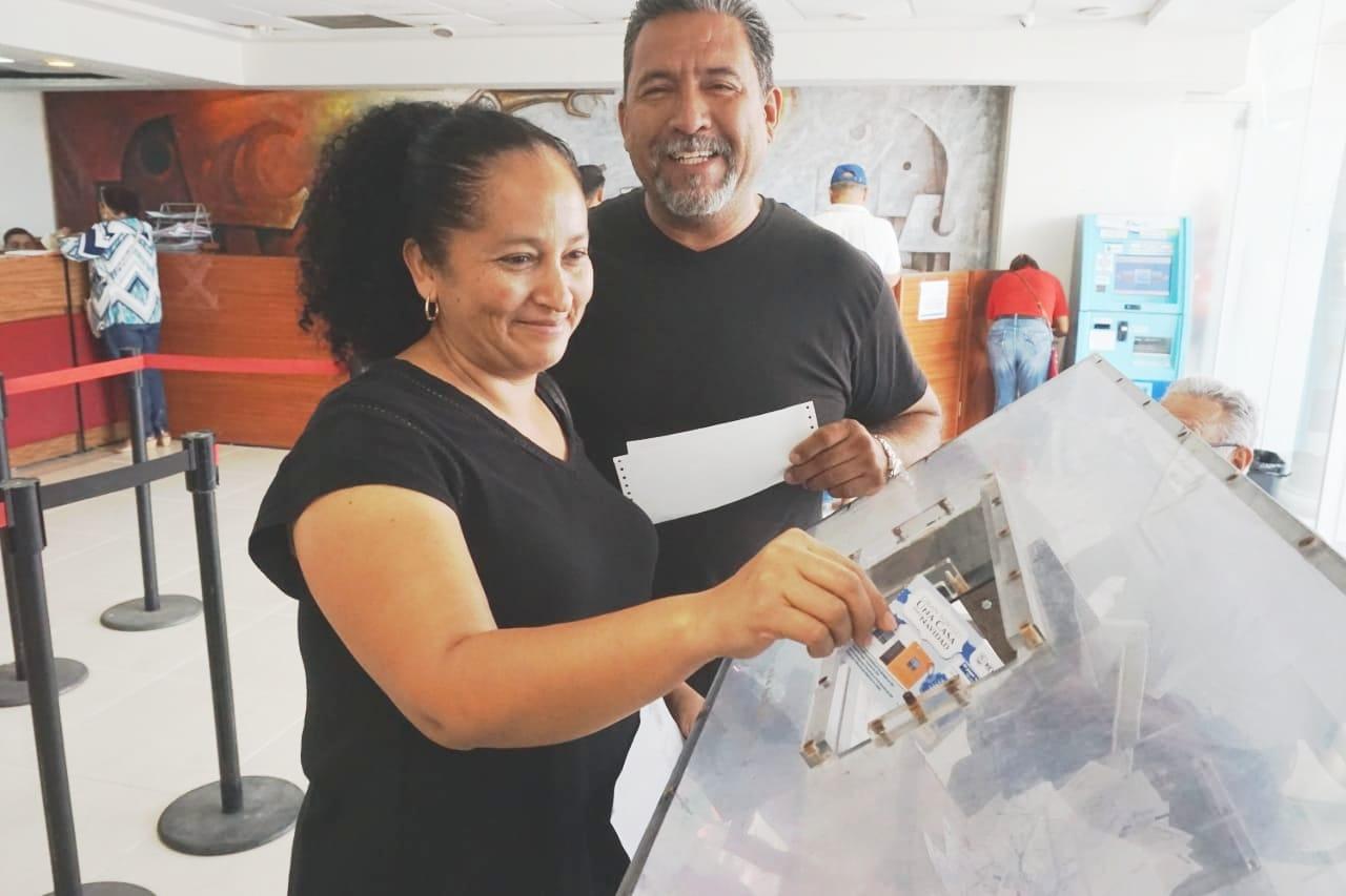 Descuenta Municipio de Reynosa recargos del Predial y sortea una casa