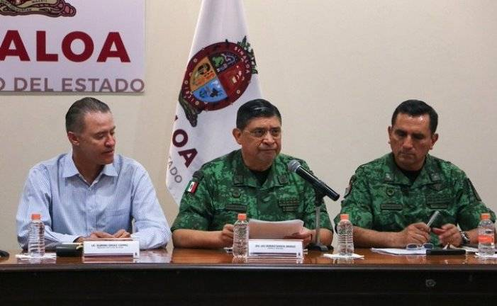 Culpa la Sedena a PF del fallido operativo en Culiacán
