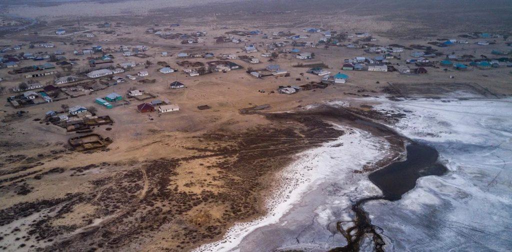 China y Uzbekistán buscan restaurar el Mar de Aral
