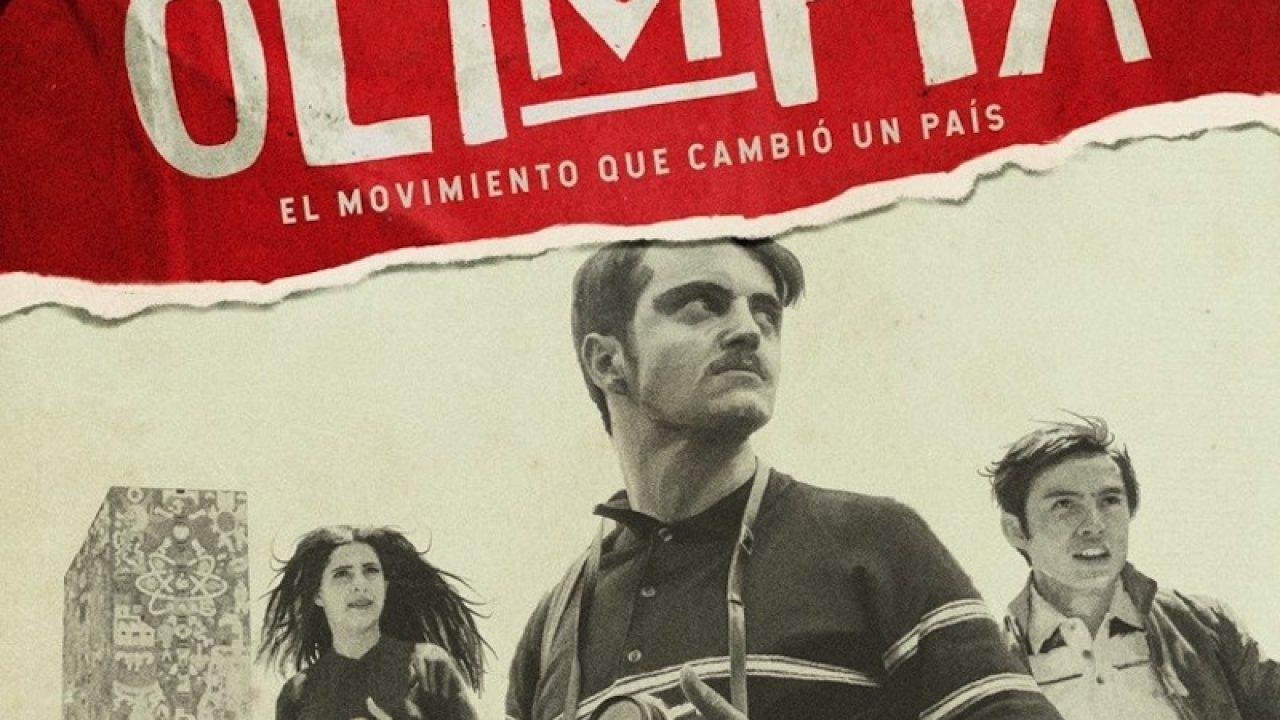 Conmemoran el 68 con Rojo amanecer y Olimpia