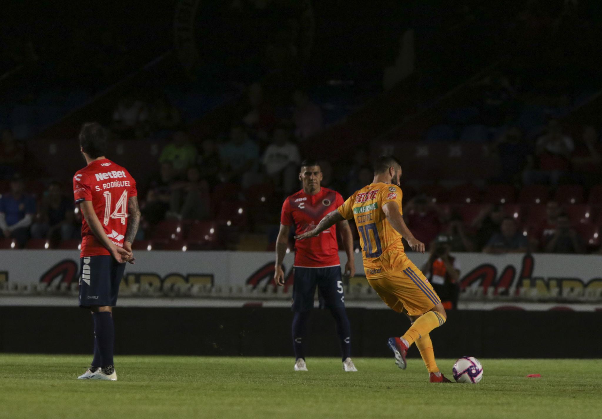 Veracruz se deja anotar 2 goles a modo de protesta