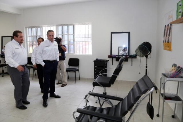 Reactiva Adrián Oseguera Centros de Desarrollo Comunitario