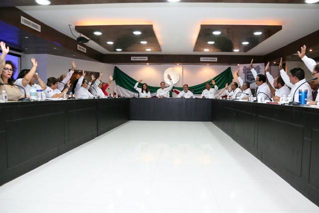 En Ciudad Madero aprueban Presupuesto de Egresos 2020
