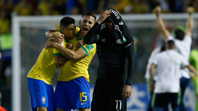 Brasil viene de atrás para vencer 2-1 a México y ganar Mundial Sub 17
