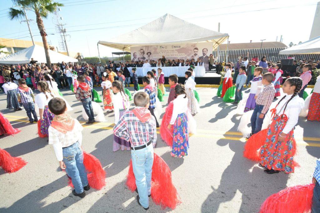 Invita Gobierno de Reynosa a Desfile del CIX Aniversario de la Revolución Mexicana - La Función mx