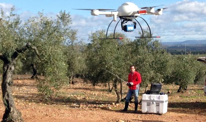 Con drones esperan mejorar prediales en Tamaulipas
